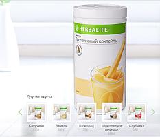 Протеиновый коктейль Формула 1 для сбалансированного питания