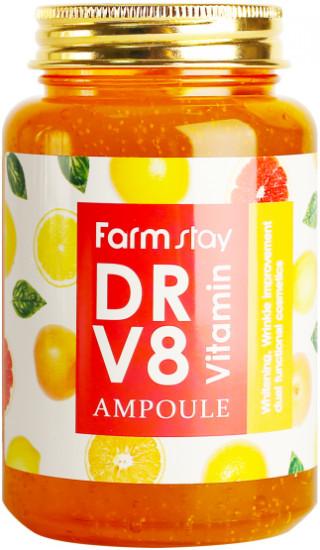 Сыворотка для лица с витаминами Dr-V8 Vitamin Ampoule
