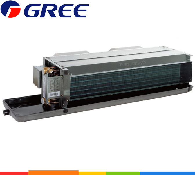 Канальный фанкойл Gree: FP-102WA-K (5.5/8.9кВт, 4-х рядный)