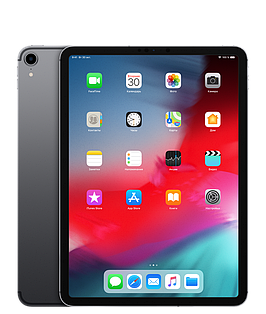 IPad Pro 12,9 дюймов, Wi‑Fi, 256 ГБ, Space Gray