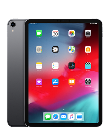 IPad Pro 12,9  дюймов, Wi‑Fi + Cellular, 1 TB, Space Gray, фото 2