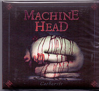 CD+DVD Machine Head ‎– Catharsis