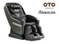 Новинка Массажное кресло OTO Absolute AB-02 Charcoal