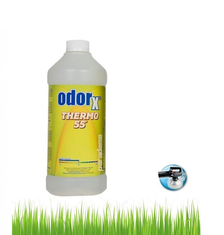 Жидкость для сухого тумана ODORx® Thermo-55™ из США Kentuckky Blue Grass (Полевая трава)