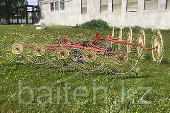 Грабли валковые колесно-пальцевые ГВКП-7.10 «BRAVO», фото 2