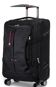 Дорожный чемодан на колесиках
