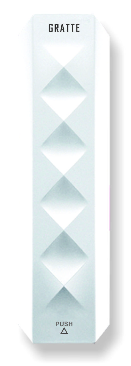 Дозатор для жидкого мыла GRATTE SD17-35 (W)