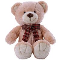 SOFTOY Игрушка мягкая медведь персиковый 32 см