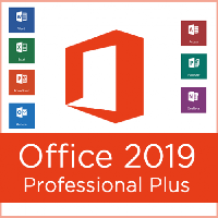 Microsoft Office 2019 Professional, BOX, only USB