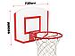 Щит и кольцо баскетбольное на шведскую стенку, фото 2