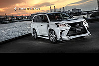 Обвес Double Eight на Lexus LX570 (2015+)