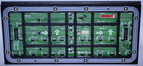 LED светодиодный модуль (наружный) SMD, P10-2s, 320*160мм, фото 3