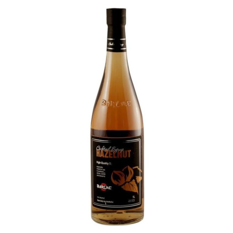 """Сироп Barline """"""""Hazelnut"""" Лесной орех, 1 литр"""