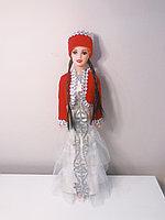 Кукла  в казахской национальной одежде