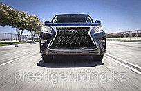 Решетка на Lexus GX460 TRD Superior