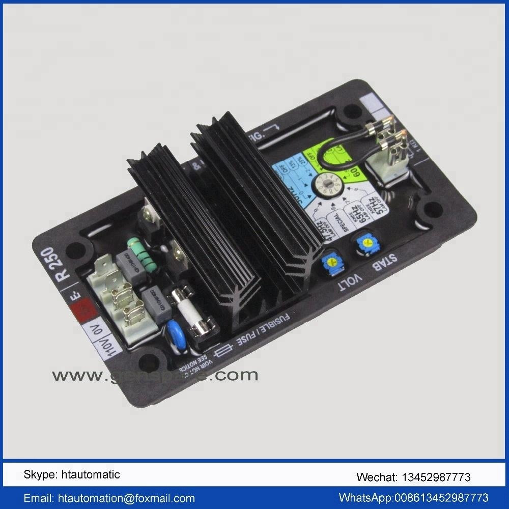 Leroy Somer Generator AVR R250 Регулятор напряжения