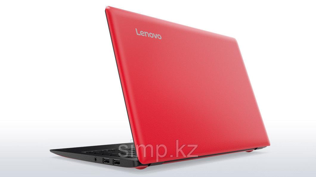 Ноутбук Lenovo IP 110S 11,6'HD/Celeron N3060/32Gb SSD/2Gb/Win10/Red