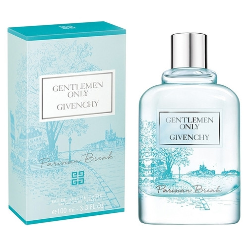 Туалетная вода Gentlemen Only Parisian Break Givenchy 50мл