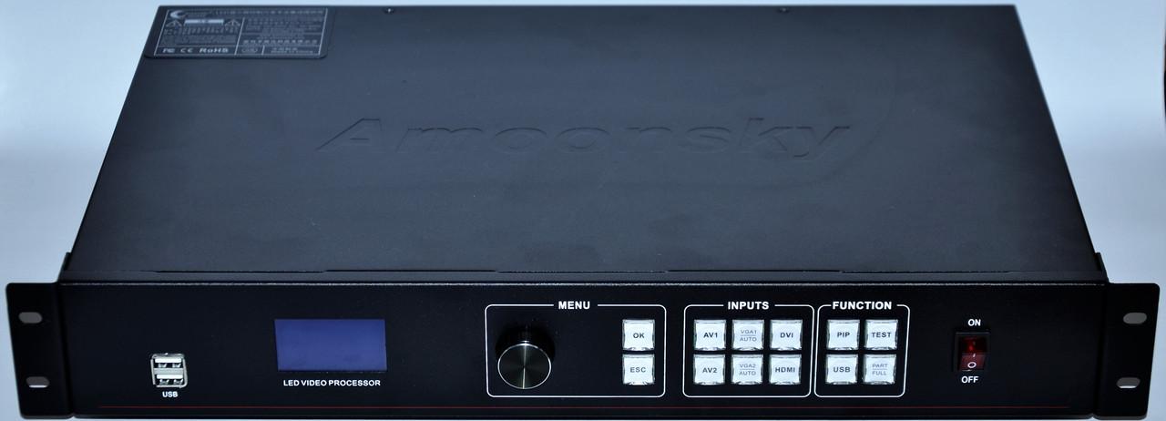 Видеопроцессор для светодиодного экрана