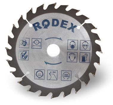 Wooden saw disk