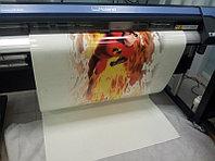 Широкоформатная печать на пленке PVC