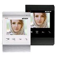 "MAGIC WHITE 4 - Монитор видео домофона 4.3"" с памятью (цвет - белый)."