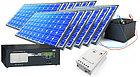 Солнечная электростанция 3.6 кВт/сутки (24В), фото 2