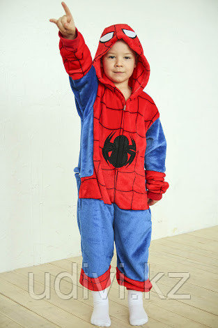 Кигуруми Человек паук.
