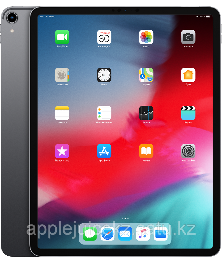 IPad Pro 12,9 дюйма, Wi‑Fi + Cellular, 1TB, Space Gray
