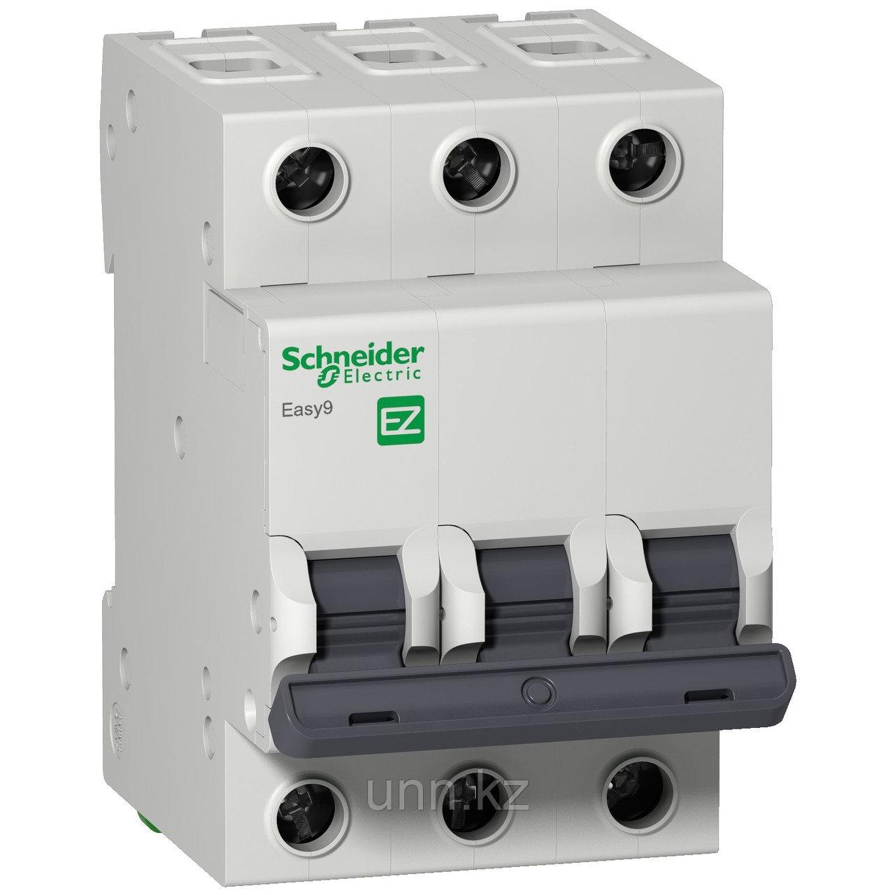 Автоматический выключатель EASY 9 3П 10А С 4,5кА 400В =S=