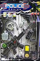 Police Play Set CY1603 Игровой набор Полицейская экипировка