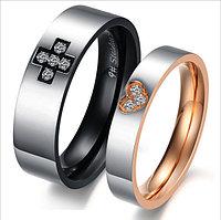 """Двойные кольца """"Божья награда"""""""