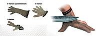 Кольчужная перчатка из нержавеющей стали