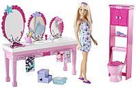 Барби Ванная комната Barbie Sisters Beauty Fun