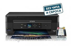 МФУ Epson Expression Home XP-342 с СНПЧ и сублимационными чернилами