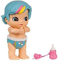 "Интерактивная кукла Bizzy Bubs / Бизи Бабс ""Harper"""