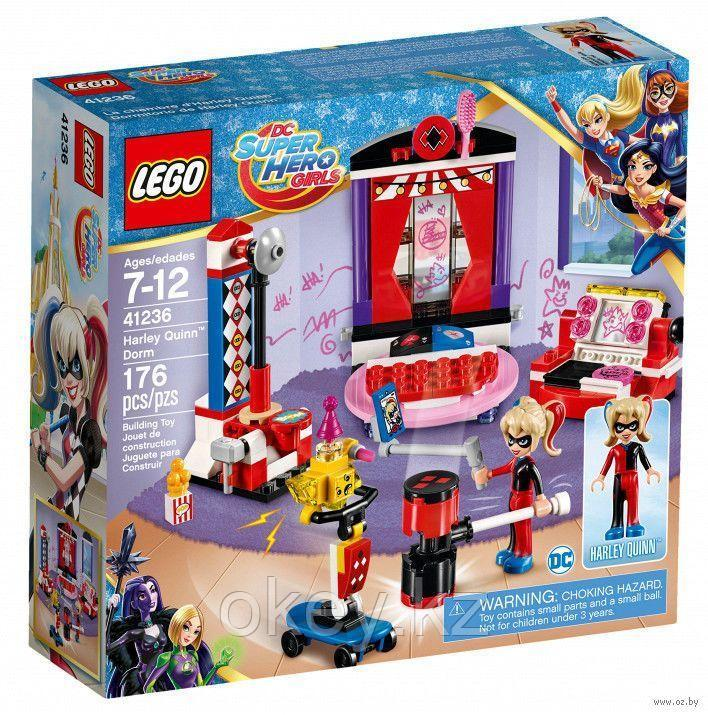 LEGO DC Super Hero Girls: Дом Харли Квинн 41236