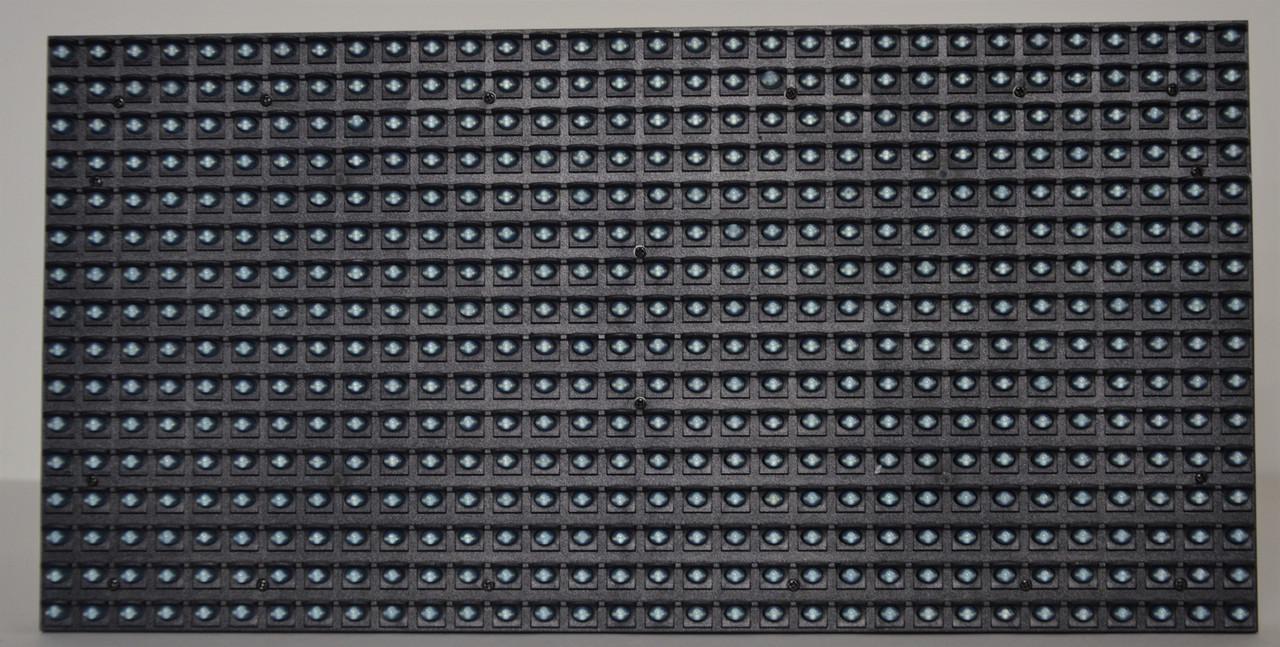 LED светодиодный модуль DIP,  P10, Синий