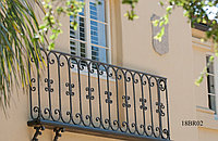 Master ironworks palm springs- iron fencing, railing, chande.