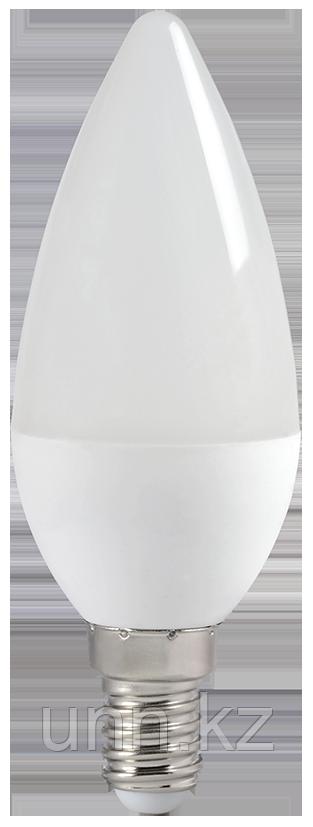 Лампа светодиодная ECO C35 свеча 5Вт 230В 4000К E14 ИЭК