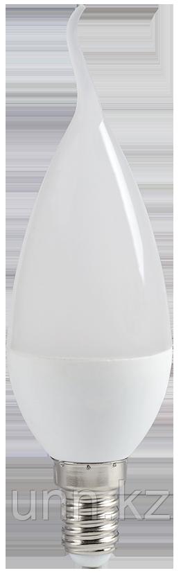 Лампа светодиодная ECO CB35 свеча на ветру 7Вт 230В 4000К E14 ИЭК