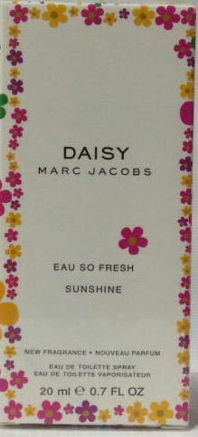 Daisy Marc Jacobs Женские Мини ( 20 мг )
