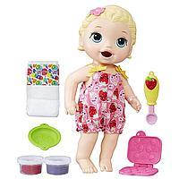 Интерактивная кукла Baby Alive блондинка, фото 1