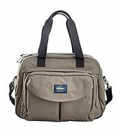 Beaba (Франция) Сумка для мамы Beaba Changing bag Geneva II Taupe -