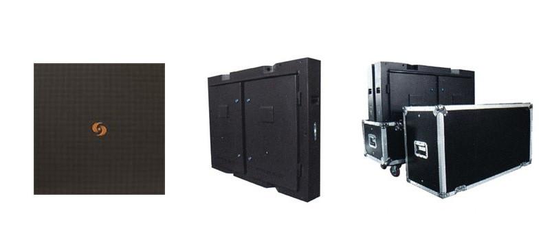Светодиодный экран P10, (Облегченный кабинет)