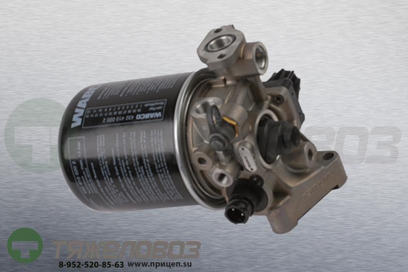 Осушитель воздуха с подогревом 13 bar MB Actros/Axor 9324000020