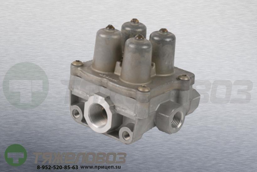 Предохранительный клапан 4-х контурный 13 bar VOLVO, SCANIA 9347142110