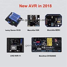 Genset Generator AVR Автоматический регулятор напряжения, фото 2