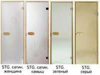 Двери для саун STG 7 х19*