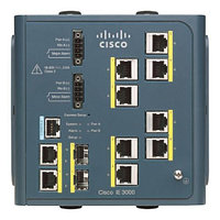 Cisco Cisco IE 3000 Switch